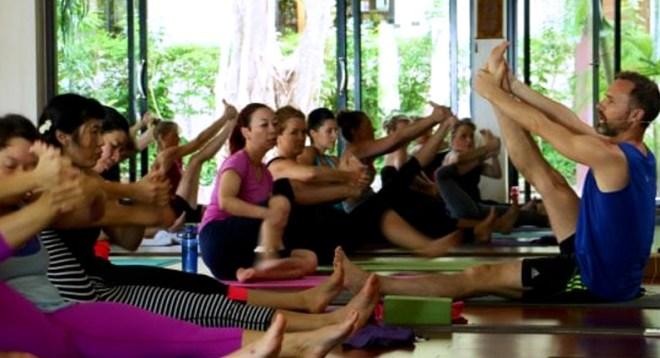 centered yoga teacher training