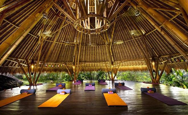 Blue Karma yoga teacher training