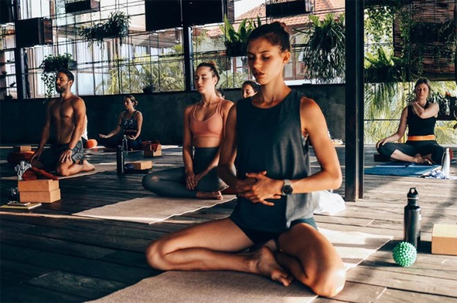 the peaceful warriors yoga