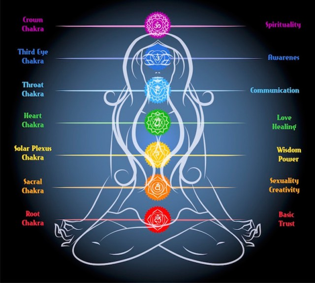 chakra theory