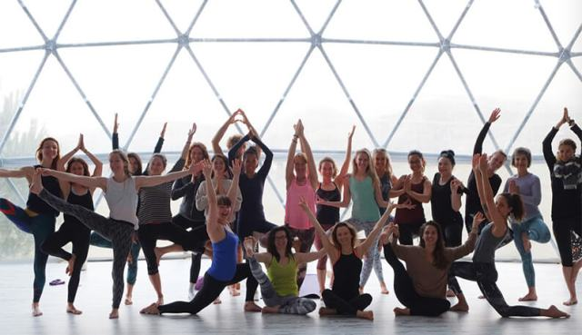 frog lotus yoga international teacher training