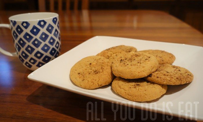 chai latte cookies