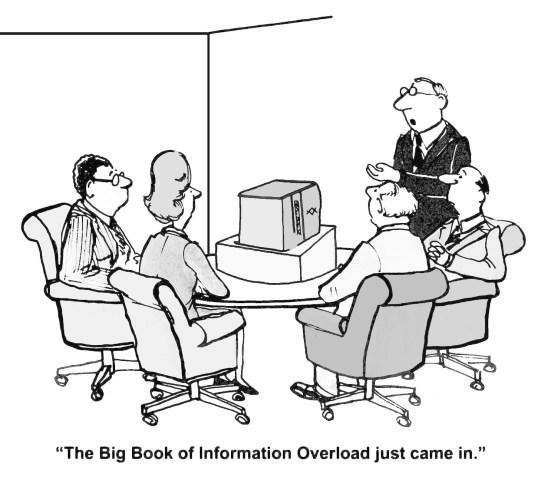 medicare information overload