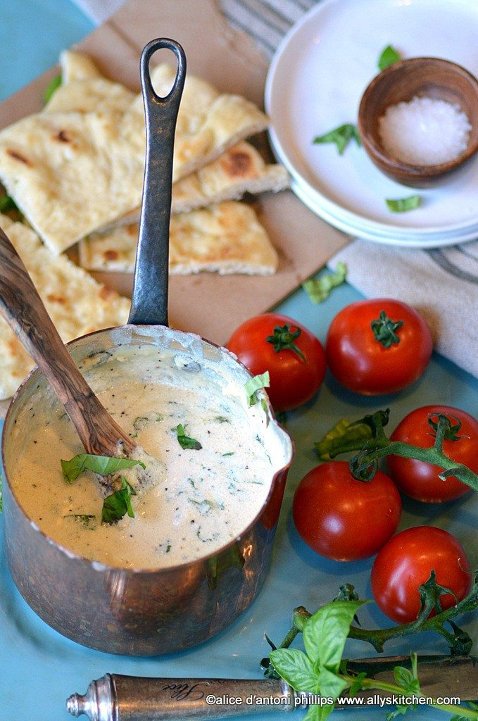adriatic asiago cheese sauce