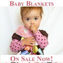 AllyZabba - Quality Handmade Baby Blanket Gifts