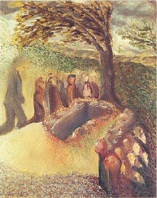 Arnold Schönberg: Begräbnis von Gustav Mahler