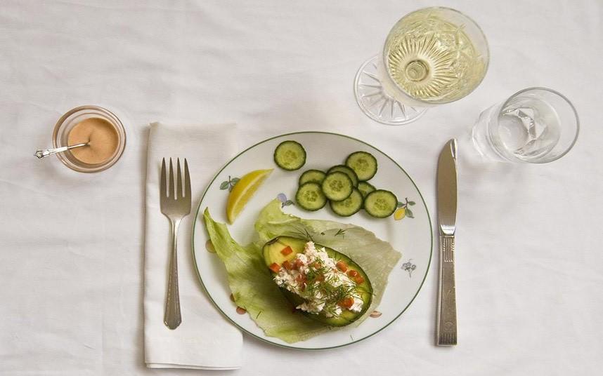Sylvia Path's meal