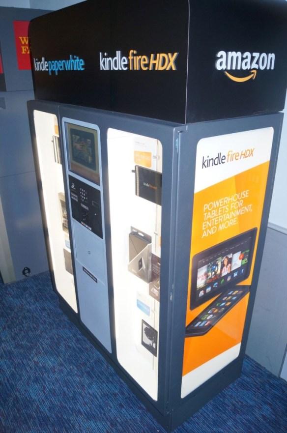 Kindle Kiosk