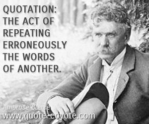 Ambrose-Bierce-quotation