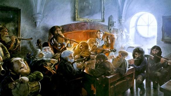 Food in the Hobbit