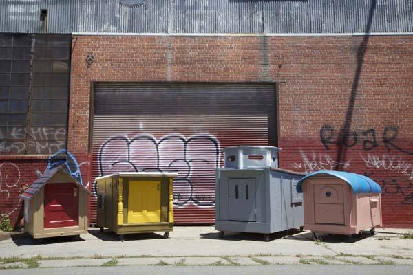 Homeless shelters