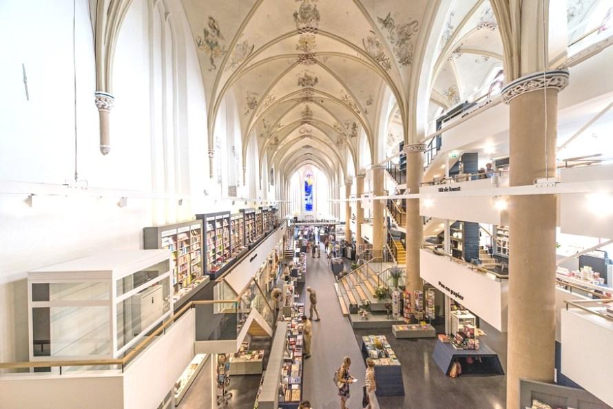 Curch Bookstore