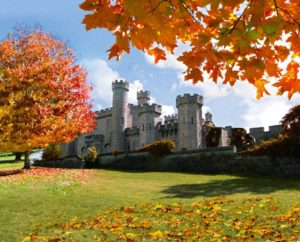 Bodel Castle Autumn