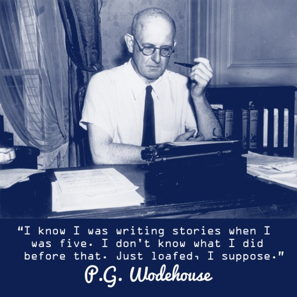 QUOTE Wodehouse