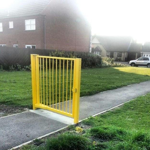 Security gate