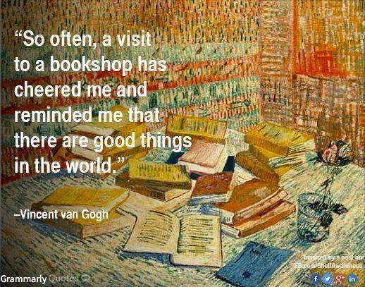 QUOTE  Van Gogh