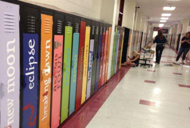locker books