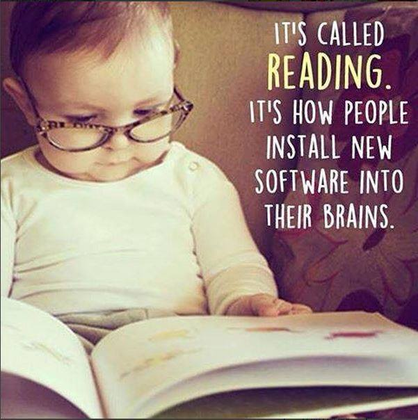 It's Called Reading