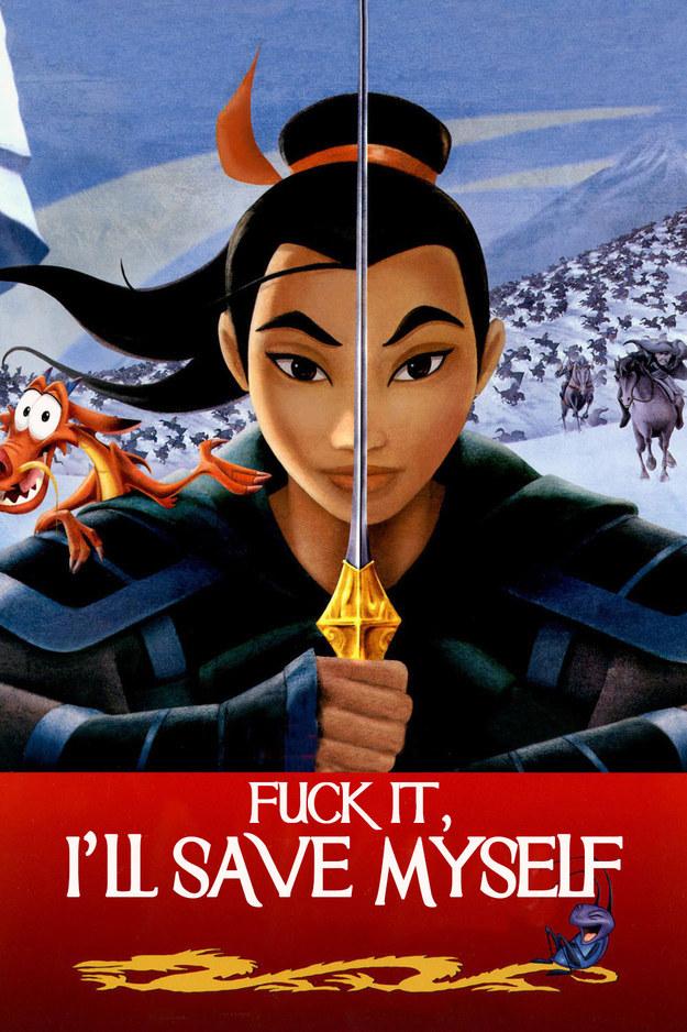 Disney Save Myself