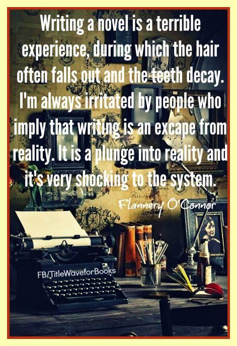 Writing Reality