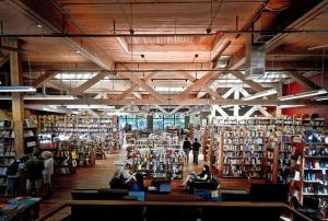 Elliott Bay Bookstore Seattle