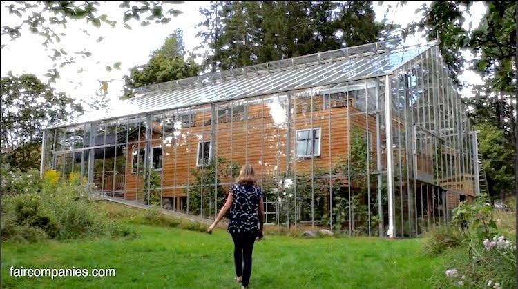 Greenhouse Home