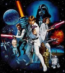 Original Star Wars poster