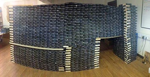 Grey Books Fort photo