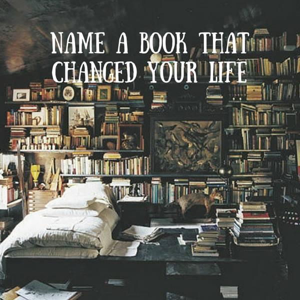 Books change lives poster