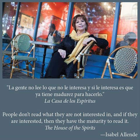 Allende Quote poster