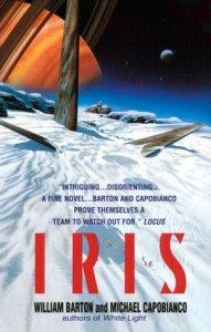 Iris book cover