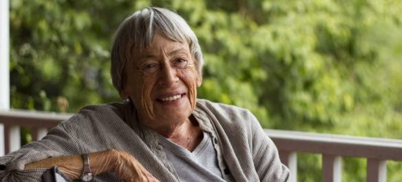 Ursula Le Guin photo