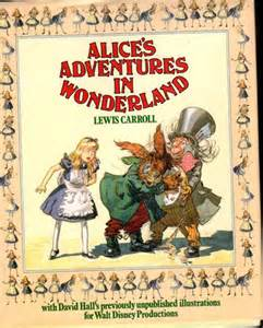 Alice in Wonderland cover photo