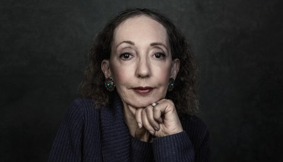 Joyce Carol Oates head shot