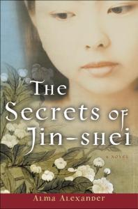 cover The Secrets of Jin-shei