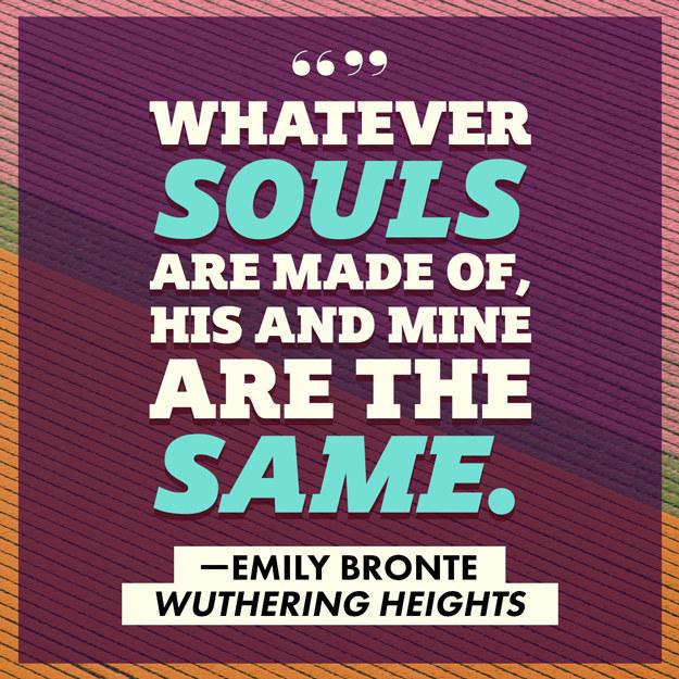 Romantic quotes poster