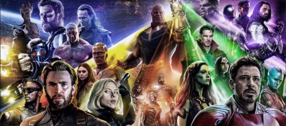 Avengers poster
