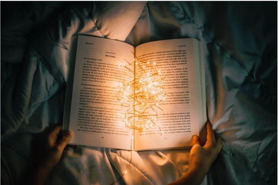Perfect book illustration