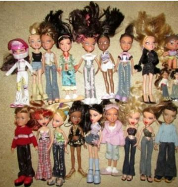writers and their dolls