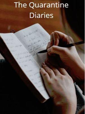 Quarantine Diaries illustration