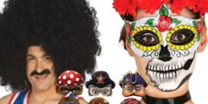 Disfraces Complementos carnaval