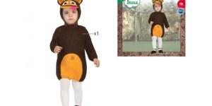 Disfraz mono para bebe