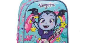 Mochila escolar vampirina