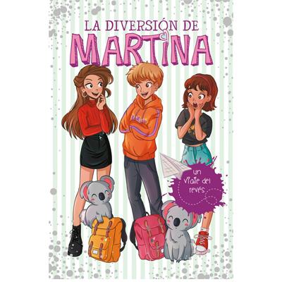 Libro DIVERSION DE MARTINA 8