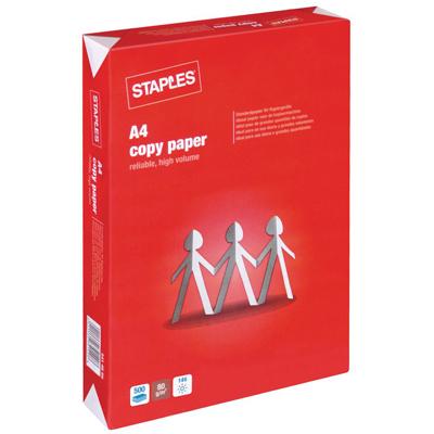 Folio 500 Hojas STAPLES