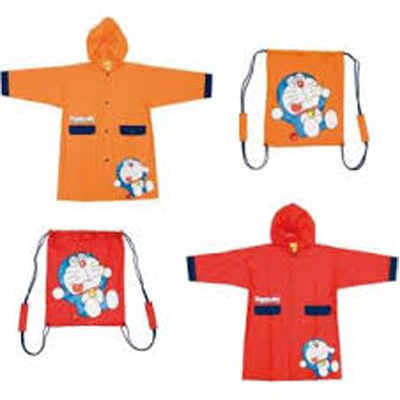 IMPERMEABLE DORAEMON