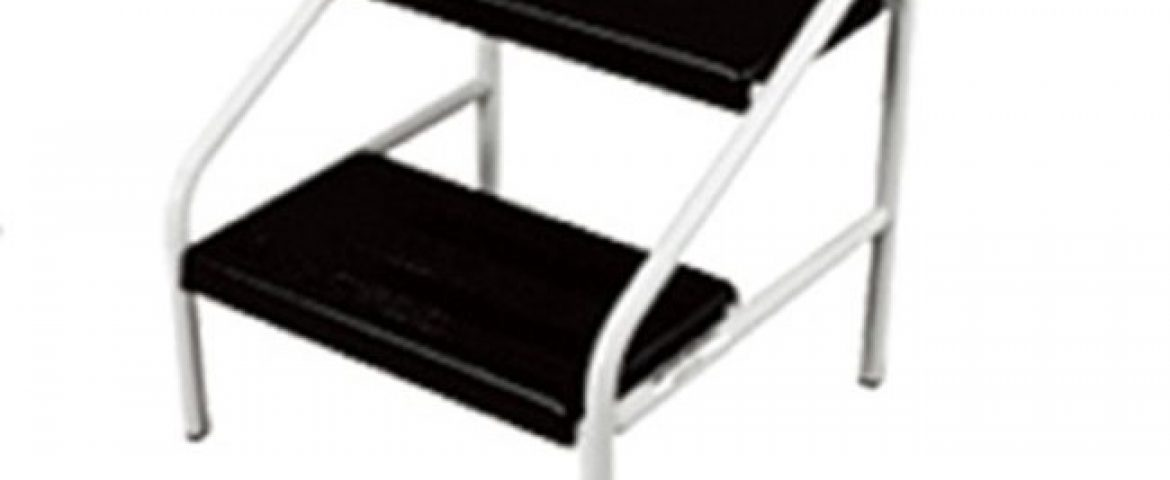 Two Step Bed side Stool