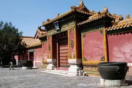 Cidade Proibida , Pequim