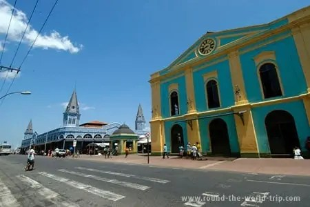 Mercado Ver-o-Peso, Belém do Pará