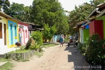 Caraíva, sul da Bahia